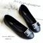 รองเท้าคัทชู STYLE YSL (สีดำ) thumbnail 4
