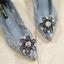 รองเท้าคัทชูส้นสูง DOLCE&GABBANA (สีเทา) thumbnail 5