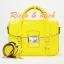 กระเป๋าหนังแท้ Julie - Yellow thumbnail 1