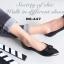 รองเท้าคัชชู ส้นแบนหนังนิ่ม(สีดำ) thumbnail 6