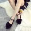 รองเท้าคัชชู STYLE KOREA (สีดำ) thumbnail 4