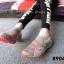 รองเท้าผ้าใบผู้หญิง สไตล์สปอร์ตเกิร์ล (สีเทา ) thumbnail 5