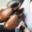 รองเท้าคัทชูเพื่อสุภาพ สไตล์สปอร์เกิร์ล (สีน้ำตาล ) thumbnail 3