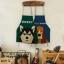 ผ้ากันเปื้อนเด็ก หมาฮัสกี้ by Supergoods thumbnail 2