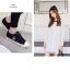 รองเท้าผ้าใบ Sneaker Converse Style (สีดำ ) thumbnail 2
