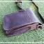 กระเป๋าสะพายรุ่น Mercury ไซส์ S สีน้ำตาลเข้ม (No.012S) thumbnail 2