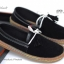 รองเท้าคัทชูส้นแบน หัวกลม สไตล์ลำลอง (สีดำ ) thumbnail 3