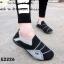 รองเท้าผ้าใบผู้หญิง สไตล์สปอร์ตเกิร์ล (สีดำ ) thumbnail 4