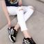 รองเท้าผ้าใบสีดำ-ทอง STYLE ADIDAS (สีทอง) thumbnail 4