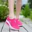รองเท้าผ้าใบเสริมส้น Sport Girl (สีชมพู ) thumbnail 4