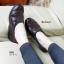 รองเท้าคัทชูผู้หญิง สไตล์ลำลอง (สีน้ำตาล ) thumbnail 3