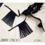 รองเท้าส้นสูงสไตล์แบรนด์ JIMMY CHOO (สีดำ) thumbnail 4