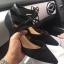 รองเท้าส้นสูงงานไฮคลาส (สีดำ) thumbnail 5
