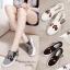 รองเท้าผ้าใบสไตล์ลำลอง ทรงสวม (สีขาว) thumbnail 7