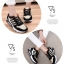 รองเท้าผ้าใบสีดำ-ทอง STYLE ADIDAS (สีทอง) thumbnail 5
