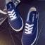 รองเท้าผ้าใบ สไตล์KedsStyle (สีน้ำเงิน ) thumbnail 1