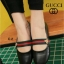รองเท้าคัทชูส้นเตี้ย สไตล์Gucci (สีดำ ) thumbnail 3