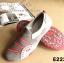 รองเท้าผ้าใบผู้หญิง สไตล์สปอร์ตเกิร์ล (สีเทา ) thumbnail 3