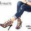 รองเท้าส้นสูง สไตล์Schuts (สีดำ) thumbnail 6