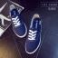 รองเท้าผ้าใบ สไตล์KedsStyle (สีน้ำเงิน ) thumbnail 5