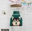 ผ้ากันเปื้อนผู้ใหญ่ หมาฮัสกี้ by Supergoods thumbnail 1