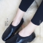 รองเท้าคัทชูเพื่อสุภาพ สไตล์สปอร์เกิร์ล (สีดำ ) thumbnail 1