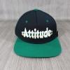 หมวก Attitude แบรนด์ N'Ser Made in Korea ฟรีไซส์ Snapbacks