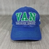 New Era NHL ทีม Vancouver Canucks ♨Fitted ไซส์ M-L 59-60cm