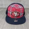 หมวกกันหนาว Reebok NFL ทีม SF 49ers 🌍ไซส์ 7 3/8 58.7cm