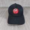 หมวก New Era งาน Customize ปักลายมะเขือเทศ Fitted ไซส์ S-M 56-58cm