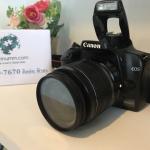 JMM-77 ขายกล้อง Canon 1000d มือสอง อดีตประกันศูนย์