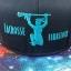 หมวก KBtheos สีกรมปีกลาย Galaxy ฟรีไซส์ Snapback thumbnail 4