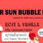 Rose&Vanilla After sun Bubble bath powder thumbnail 2