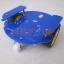 ชุดคิท ประกอบหุ่นยนต์ 2WD smart car robot kit (สีน้ำเงิน) thumbnail 3