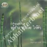 หนังสือ บันทึกของแผ่นดิน ๑ หญ้า ยา สมุนไพรใกล้ตัว อภัยภูเบศร