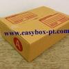 กล่องไปรษณีย์ฝาชนน้ำตาล No.A (ก) (14x20x6 cm.)