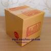 กล่องไปรษณีย์ฝาชน (สีน้ำตาล) No.CD (15x15x15 cm.)