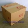 กล่องไปรษณีย์ฝาชนสีน้ำตาล No.G (3) (31x36x26 cm.)