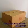 กล่องไปรษณีย์ฝาชนน้ำตาล No.F (ฉ) (30x45x20 cm.)