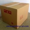 กล่องไปรษณีย์ฝาชนสีน้ำตาล No.H (5) (39x44x35 cm.) *พิมพ์*