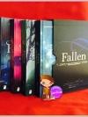 Boxset The Fallen (เทวทัณฑ์ ทรทัณฑ์ ทิพยทัณฑ์ ทุรทัณฑ์ ปกแข็ง) The Fallen Series Boxed Set (Fallen #1-4) ลอเรน เคท(Lauren Kate) นลิญ Post Books << ของมีจำนวนจำกัดตัดยอดตามลำดับการชำระเงิน
