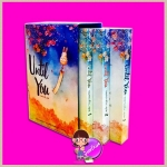 Boxset Until You จนกระทั่ง...คุณ เล่ม 1-3 Kalthida(veerandah) ทำมือ