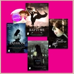 ชุดเทวทัณฑ์ (เทวทัณฑ์ ทรทัณฑ์ ทิพยทัณฑ์ ทุรทัณฑ์) Fallen Series (Fallen #1-#4) (Fallen: Torment: Passion : Rapture) ลอเรน เคท(Lauren Kate) นลิญ Post Books
