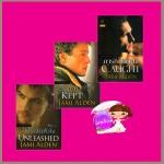 ชุด สามหนุ่มเจมินาย : ภารกิจพิชิตใจ: ประกาศิตหัวใจ : ปมรักในหัวใจ Caught : Kept : Unleashed (Gemini Men) เจมี่ อัลเดน(Jami Alden) พิชญา แก้วกานต์