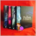 Boxset The Fallen (เทวทัณฑ์ ทรทัณฑ์ ทิพยทัณฑ์ ทุรทัณฑ์ ปกแข็ง) The Fallen Series Boxed Set (Fallen #1-4) ลอเรน เคท(Lauren Kate) นลิญ Post Books