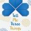 Tell Me Three Things Julie Buxbaum มณฑารัตน์ ทรงเผ่า แจ่มใส thumbnail 1