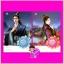 ราชันอเวจี (2เล่มจบ) ลวี่กวง เม่นน้อย แจ่มใส มากกว่ารัก thumbnail 1