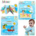 หนังสือลอยน้ำ Jollybaby Baby Bath Book