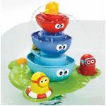 1212 -- น้ำพุ Yookidoo Stack n Spray Tub Fountain
