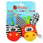 [เซตถุงเท้า] ข้อมือ ถุงเท้า เสริมพัฒนาการ Sozzy